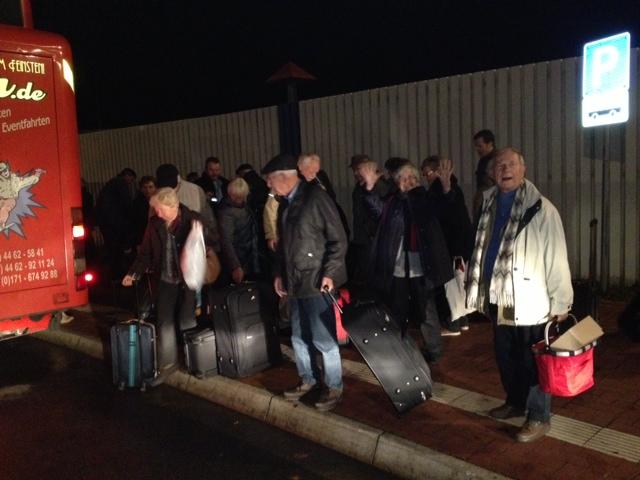 Senioren Union Kv Aurich Unsere Berlin Fahrer Sind