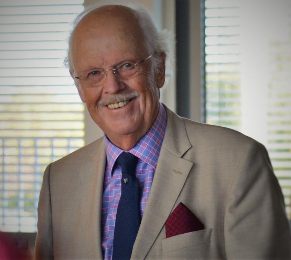 SU-Bundesvorsitzender Prof. Dr. Otto Wulff