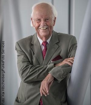 SU-Bundesvorsitzender Prof. Dr. Otto Wulff, Foto: Kai Kitschenberg/FunkeFoto S